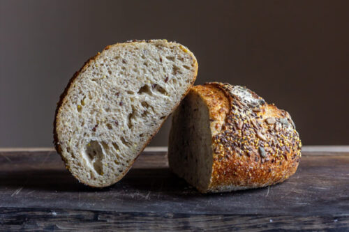 Organic Ancient Grains Sourdough (650g) - 01