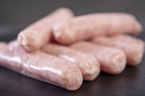 Traditional Thin Pork Sausages (12) - 01