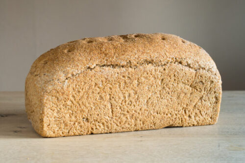 Organic Wholemeal Loaf (800g) - 01