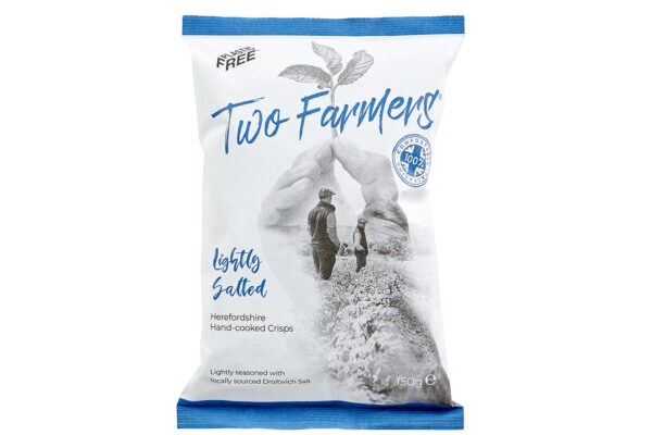 Lightly Salted Hand Cooked Crisps (150g) - 02