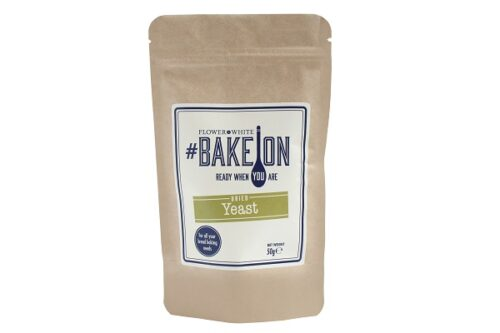 Bakers' Yeast (50g) - 01