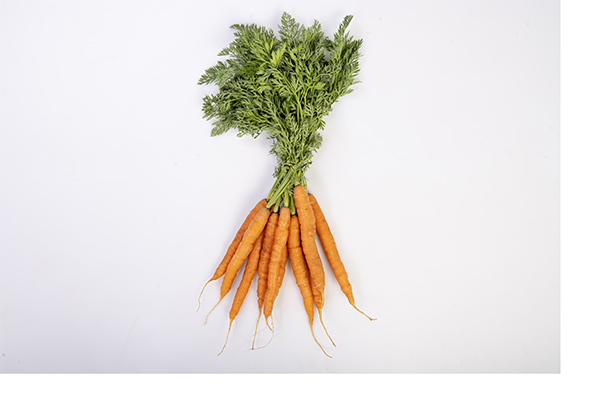 Bunched Carrots (350g) - 03