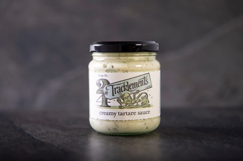 Tracklements Creamy Tartare Sauce (200g) - 01