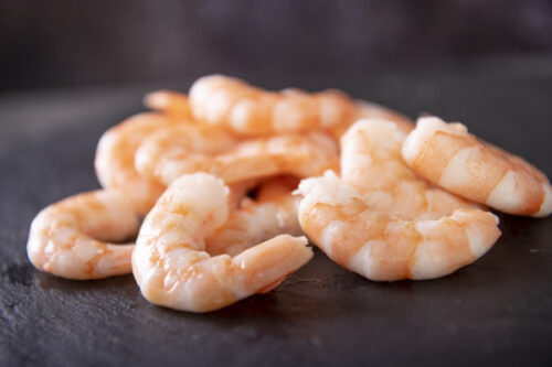 Cooked-then-Peeled King Prawns (150g) - 01