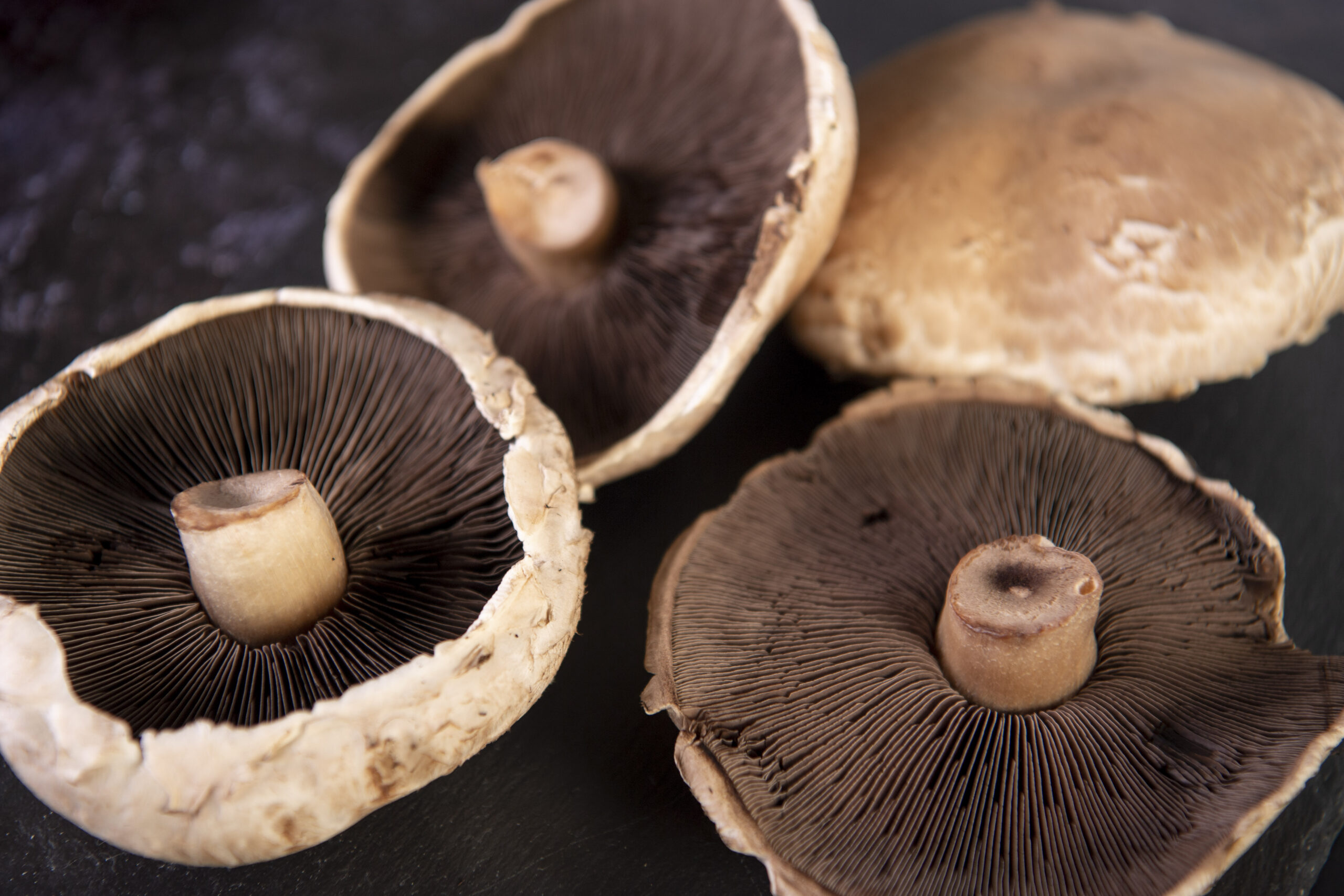 Portobello Mushrooms (250g) - 03