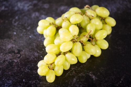 Green Grapes (500g) - 01