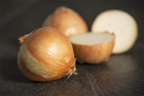 Brown Onions (500g) - 01