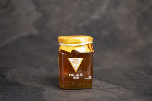 Pure Clear Honey (260g) - 01
