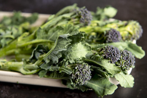 Purple Sprouting Broccoli (250g) - 01