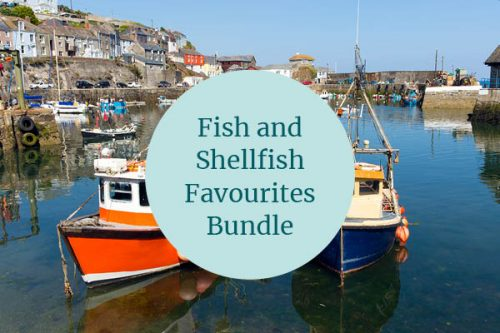Fish and Shellfish Favourites Bundle