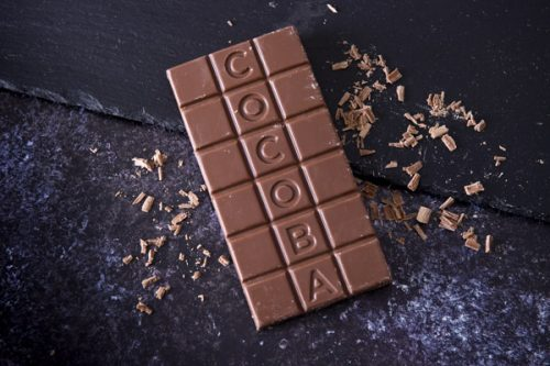 Belgium Milk Chocolate Bar - Cocoba - 44 Foods - 01