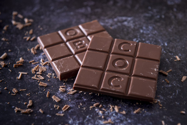 Belgium Milk Chocolate Bar - Cocoba - 44 Foods - 03