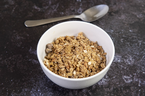 Gluten Free Chai Spiced Mulberry Granola 450g - Husk and Honey - 44 Foods - 03