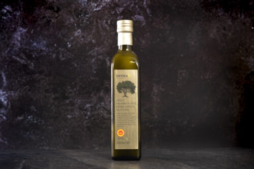 Odysea PDO Kalamata Extra Virgin Olive Oil 500ml - Odysea - 44 Foods - 01