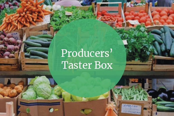 producers' taster box