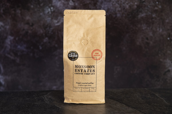 PNG Fire Dancer Ground or Whole Bean Coffee 227g - Monsoon Estates - 44 Foods - 02