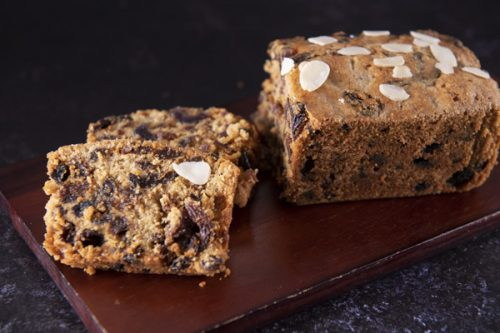 Tea Time Fruit Loaf 500g - Simply Delicious Cakes - 44 Foods - 01