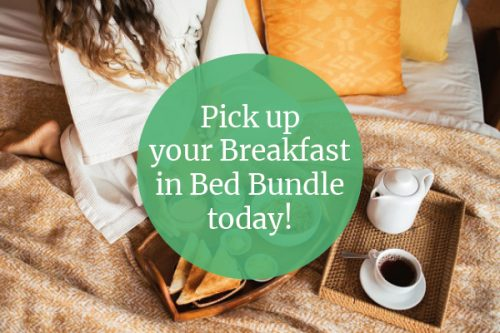 Mother's Day Breakfast In Bed Bundle