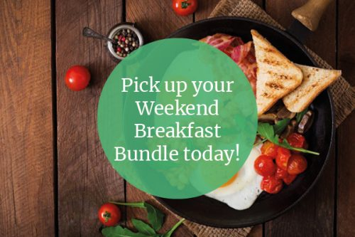 Mother's Day Weekend Breakfast Bundle