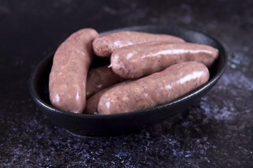 Black Pudding Sausages 6 - Buttercross Farm Foods - 44 Foods - 01