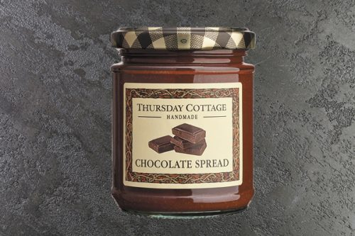 Chocolate Spread 205g - Thursday Cottage - 44 Foods - 01