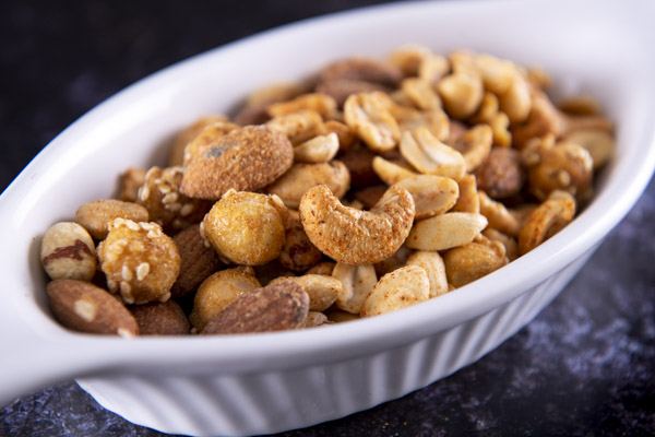 Cocktail Mixed Nuts 140g - Cambrook  - 44 Foods - 02