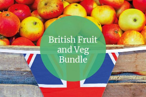 British fruit and veg bundle