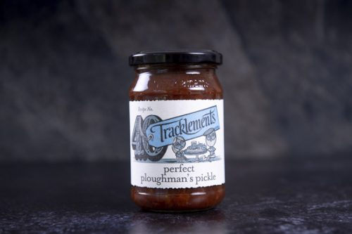 Perfect Ploughmans Pickle 295g - Tracklements - 44 Foods - 01