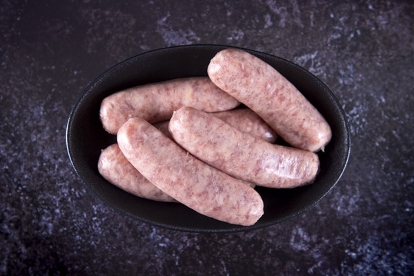 Pork and Apple Sausages 6 - Buttercross Farm Foods - 44 Foods - 03