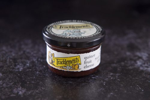 Quince Fruit Cheese 100g - Tracklements - 44 Foods - 01